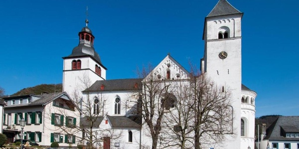 """St. Castor, der """"Moseldom"""", ist die älteste Kirche an der Mosel zwischen Trier und Koblenz"""