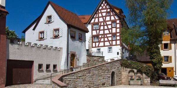 Historische Zähringerstadt Bräunlingen
