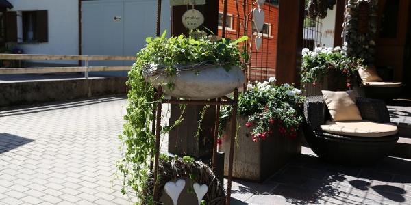 "Kräuterweg ""Probiar Amol"" - Pension Tirolerhof"