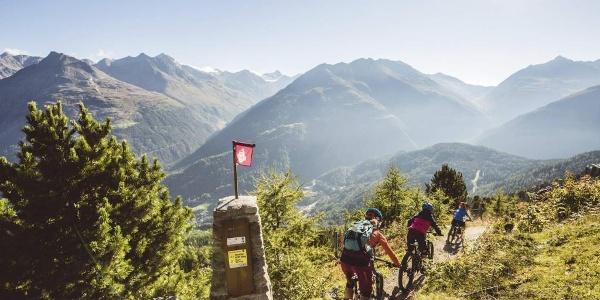 Einstieg Nene Trail (696)