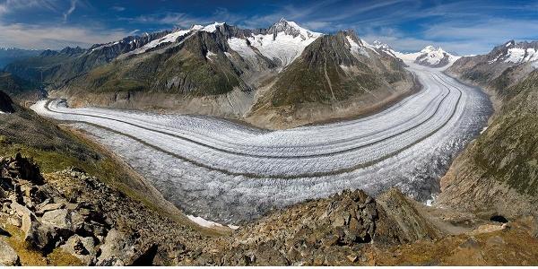 Aletschgletscher 1