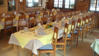 Restaurant Derby Innenansicht
