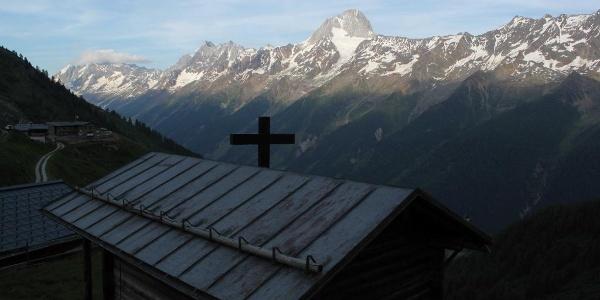 Kapelle Kummenalp