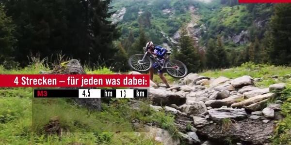 M3 Montafon Mountainbike Marathon   Trailer 2017   Österreich