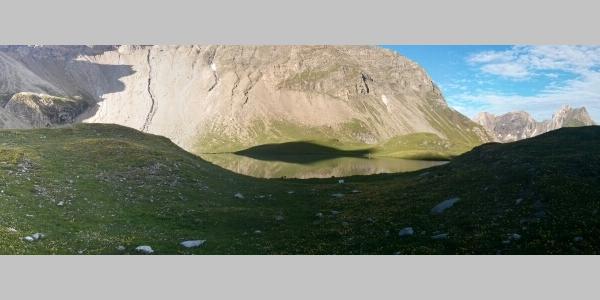Panorama Seescharte