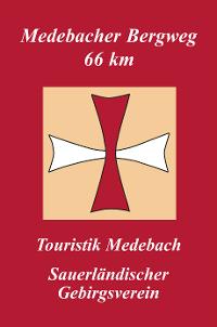 Wegezeichen Medebacher Bergweg