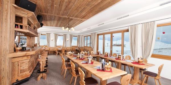 Stüberl im Aussichtsbergrestaurant