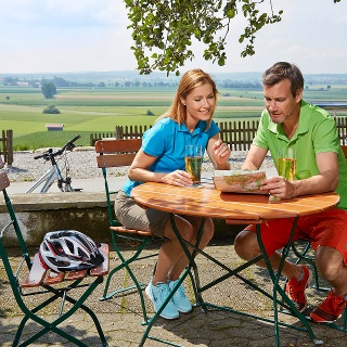 Biergarten-Radtour