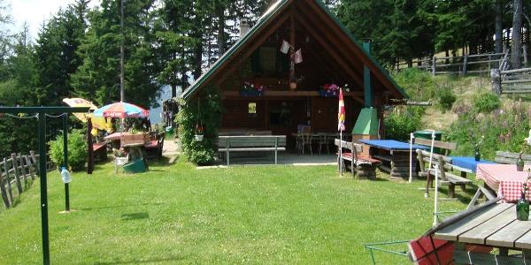 Bad St. Leonhard - Liedl Hütte