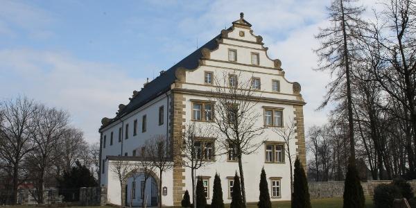 Schloss in Schluckenau