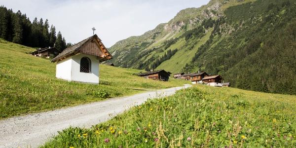 Kapelle am Ganeumaisäß