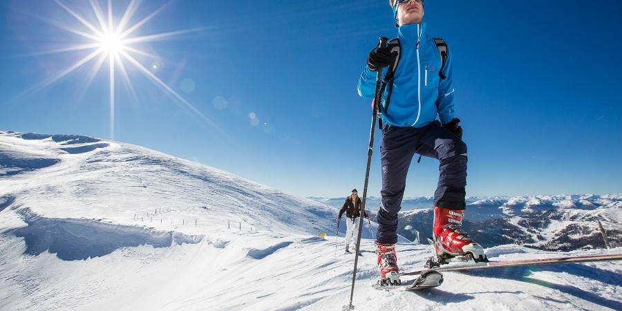 Skidurchquerung Nockberge-Trail, Etappe 3