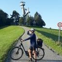 Aussicht-Turm Kleeberg 499m.