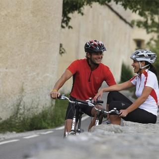 Mit dem Bike nach Glurns