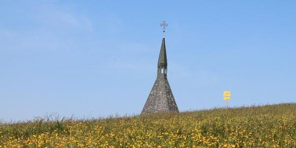 Kapelle am Gipfel des Hochwechsels