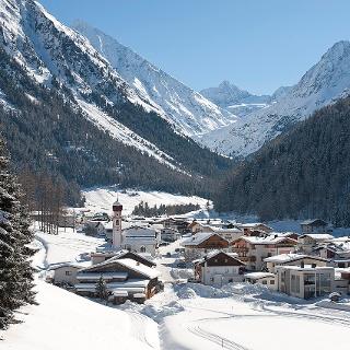 Gries - Winterwanderung zur Nissl Alm