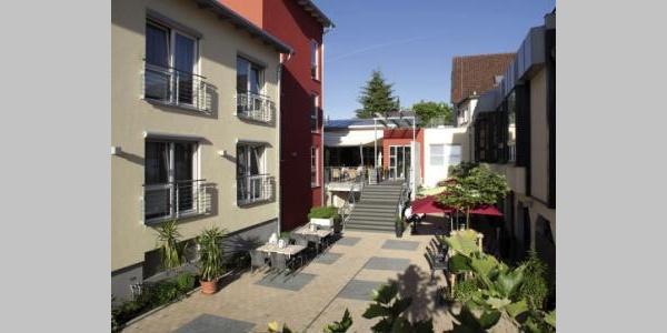 Außenansicht Ringhotel Bundschu