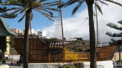 Santa Maria Nachbau