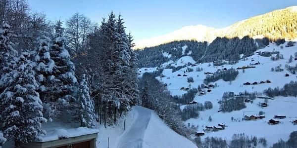 Alpenliebe Montafon - Ausblick 1