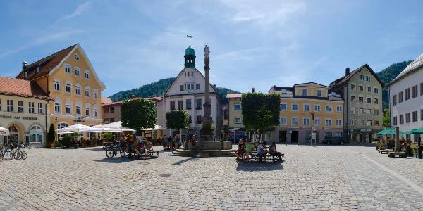 Marienplatz Immenstadt