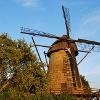 Windmühle in Laar