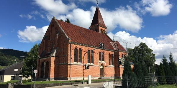 Kirche in Schlatt