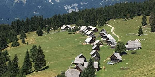 Dorf Zaijamniki