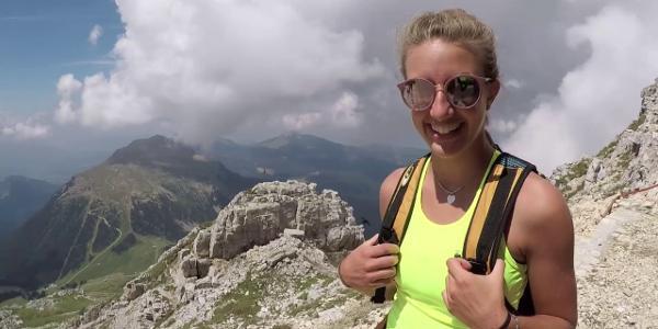 Rifugio Torre di Pisa 2671 m - Trentino