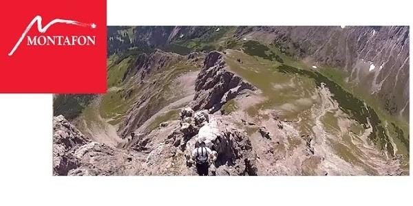 Klettern in Österreich: Klettersteig Saulakopf | Montafon