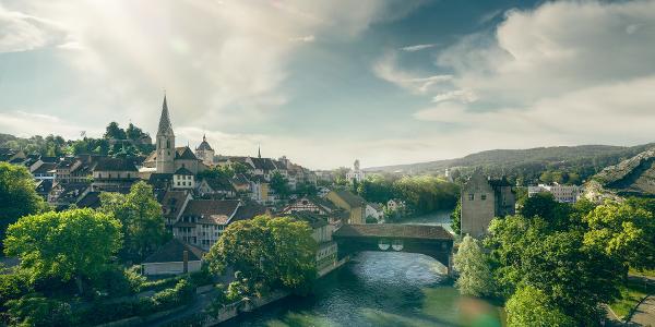 Historische Altstadt Baden