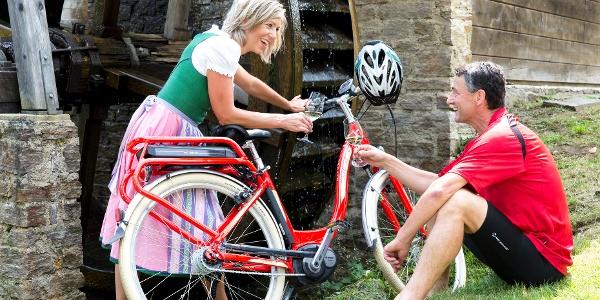Erlebnisreiche Rundreise für E-Biker