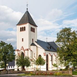 Pfarrkirche St. Nikolaus in Hallschlag
