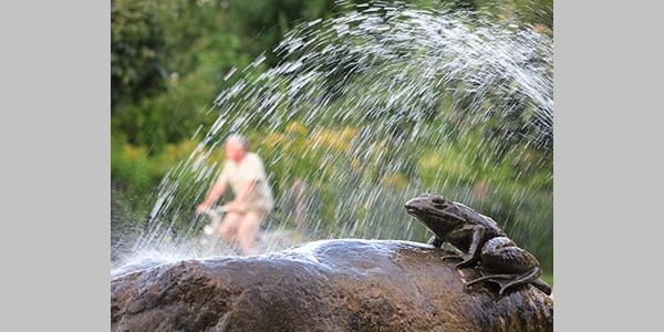 Froschbrunnen