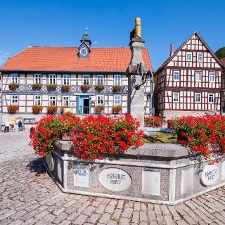 Marktplatz Ummerstadt