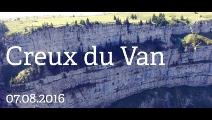 Creux Du Van in 4K