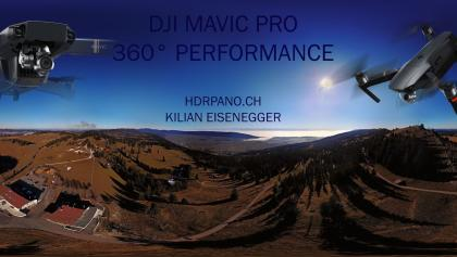 MAVIC PRO 360° Performance