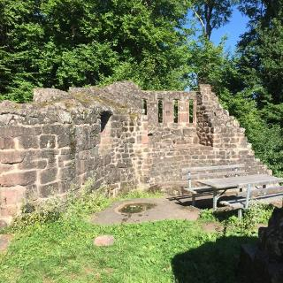 Ruine Lützelhardt