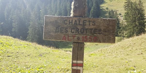 Chalets des Crottes