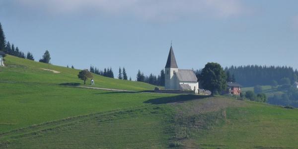 Kirche Tschrietes