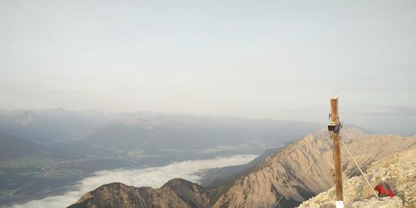 Kleiner Bettelwurf (2.650 m).. 27.08.2017