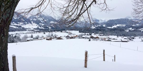 Wittelsbacher Höhe bei Schweineberg