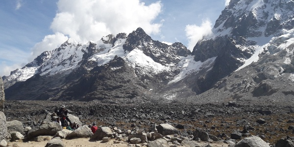 Glaciar Salkantay