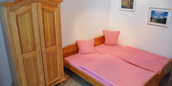Gemütliche Zimmer, teilweise mit Seeblick