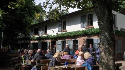 Die Hohe-Loog-Hütte PWV