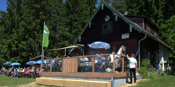 Braunberghütte (Bergmesse 2017)