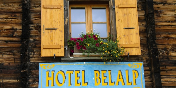 Hotel Belalp.