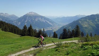 Auf der Rhäzünser Alp