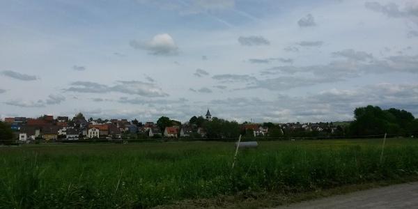 Blick auf Katzweiler