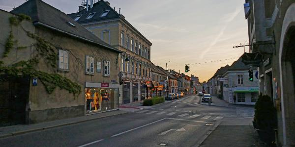 Hauptstraße in Mödling