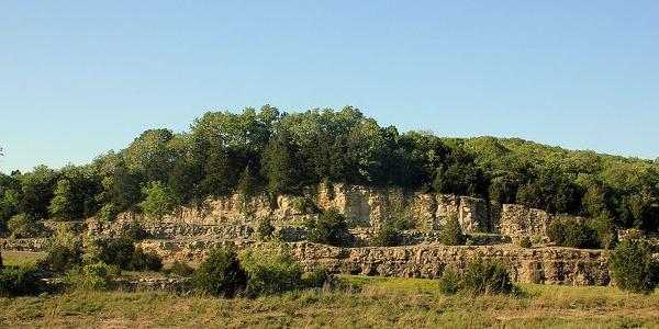 Route 66 State Park bei Eureka, Missouri